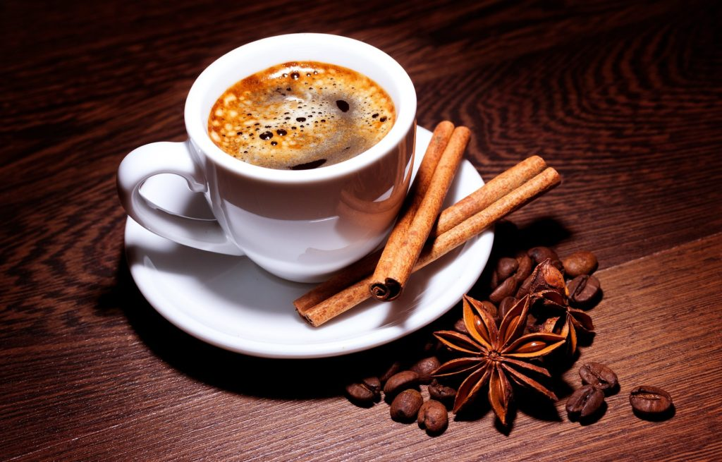 What are the benefits of coffee? Drink coffee everyday!
