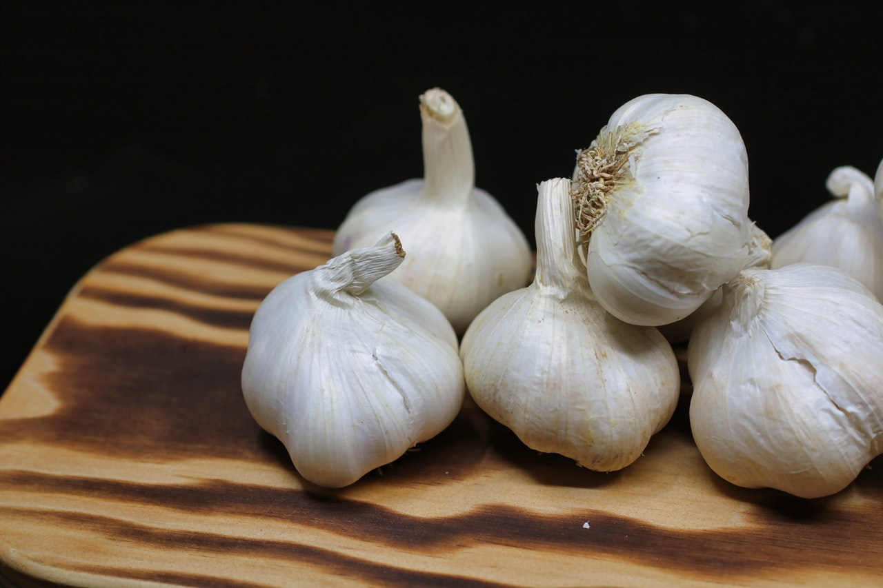 garlic Foods Containing Collagen