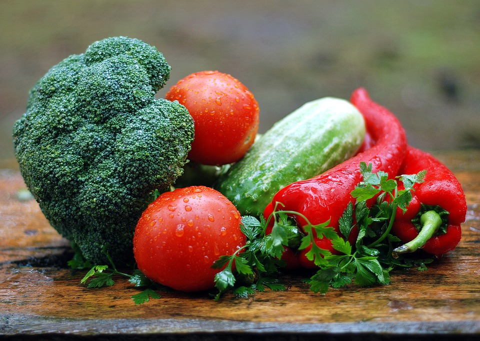 vegetable protein rich foods