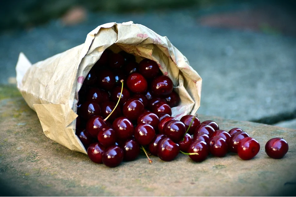 Cherry: Natural Pain Killer, Kidney Friendly, More Than a Fruit