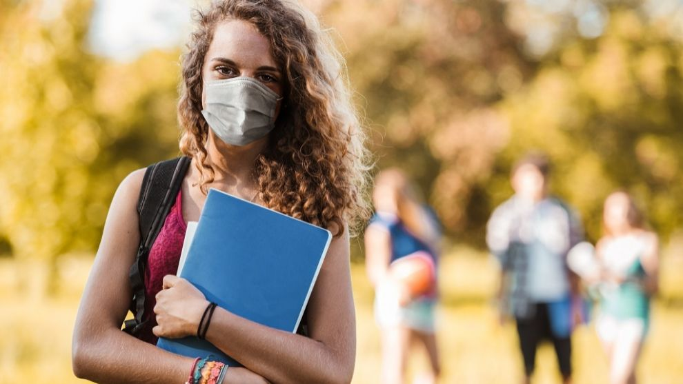 How is the pandemic affecting adolescents?