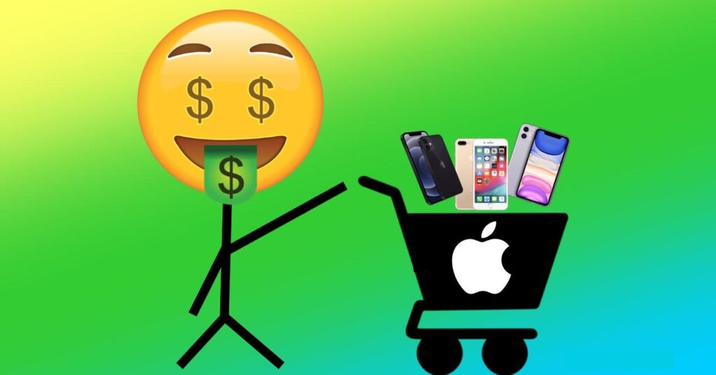 Where do you get the most money for your second-hand iPhone?